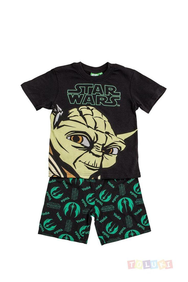 Pyjama Garçon Star Wars Maitre Yoda | http://www.toluki.com/prod.php?id=432 #Toluki #enfant