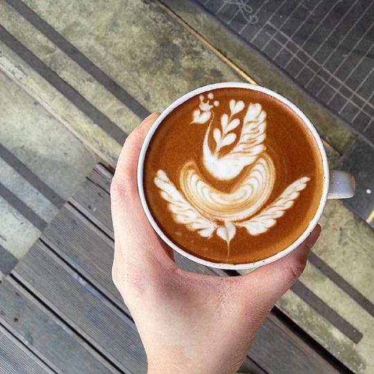 Kết quả hình ảnh cho cafe latte art