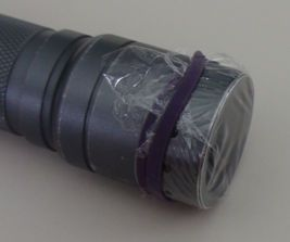 Easiest Diy Black Light Out Of Any Flashlight!                              …