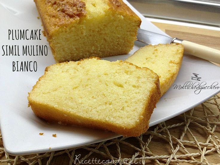 Ricetta plumcake mulino bianco di Michela