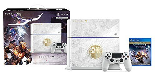 PlayStation 4 500GB Console - Destiny: The Taken King Limited Edition Bundle find more at lowpricebooks.co