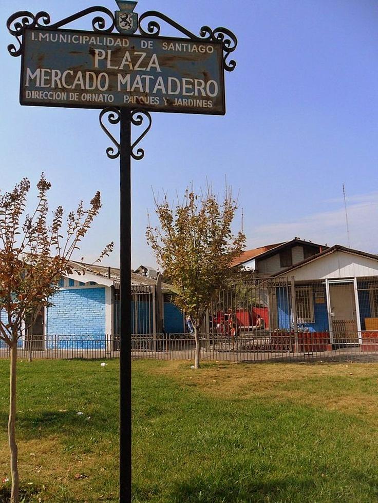 Plaza Mercado Matadero, sector cocinerias