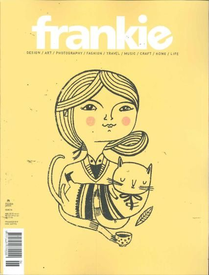 Frankie magazine subscription