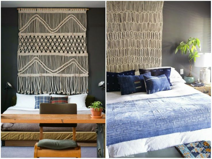 M s de 25 ideas nicas sobre tapices de macram en pinterest tapices de pared tapices y macram - Tapices de macrame ...