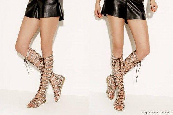 Lucerna calzados – Sandalias primavera verano 2016