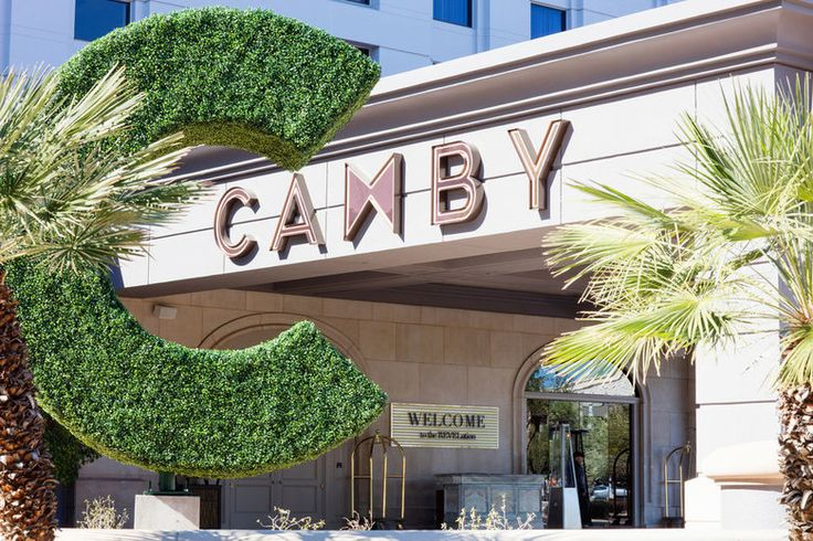 The Camby, Autograph Collection (Phoenix, Arizona) | Jetsetter - minutes from the Biltmore fashion Park.