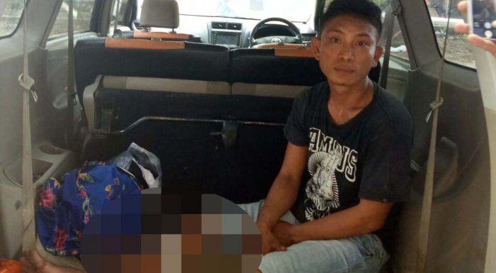 Usai Tertembak Polisi, Pelaku Curanmor Ini Minta Rokok ke Anggota Resmob