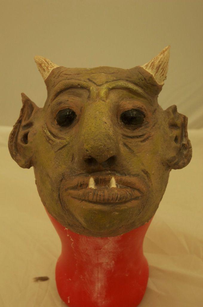 Goblin mask