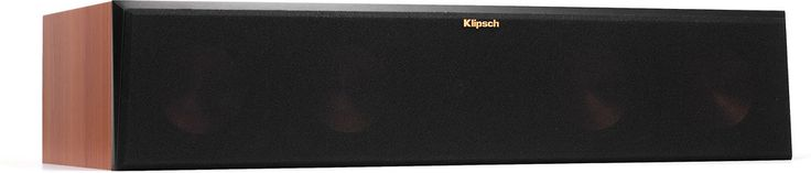 Powerful Klipsch sound that puts you front and center    When it comes to big-time home theater thrills, a lot is riding on your center channel speaker. It carries the lions share of vocals