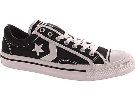 Converse Star Player in Black/White  -  CLICK TO GET 20% OFF WITH COUPON CODE!