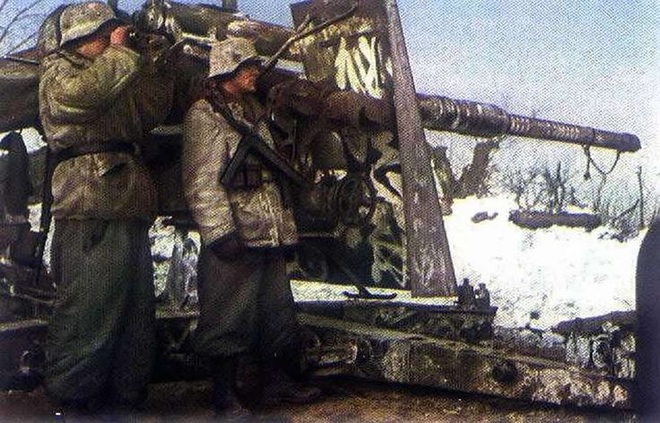 WHO-TUBE: 1944-1945 Eastern Front Color Footage - http://www.warhistoryonline.com/whotube-2/who-tube-1944-1945-eastern-front-color-footage.html