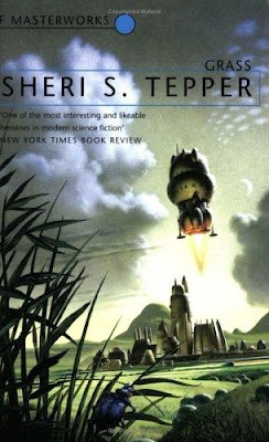 Sheri S. Tepper, Grass SF Masterworks Science Fiction #TheGateway