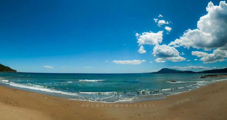 Soutsini beach #Kimi #Evia #Greece   photo by Babis Marinakis
