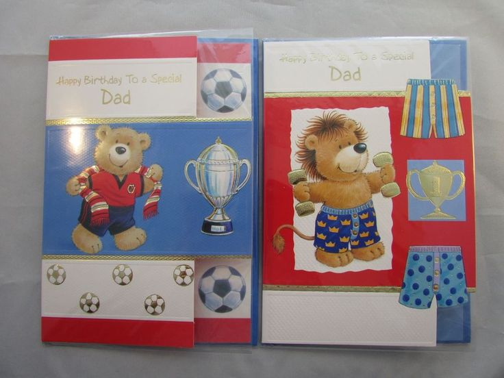 greeting cards - Happy birthday to a special Dad cards