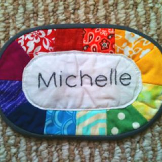 23 best images about Name tags on Pinterest | Gift cards, Search ... : quilting name tags - Adamdwight.com