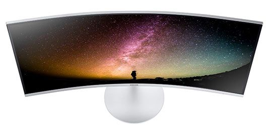 Here is a perfect gift for the gamer in your life! The C34F791 is the latest addition to Samsung's innovative curved gaming monitor line-up. With a distinctive curvature of 1,500R and a 34-inch screen, the monitor integrates Quantum Dot Technology – found in Samsung's award winning UHD televisions – to provide more vivid and crisp colors.