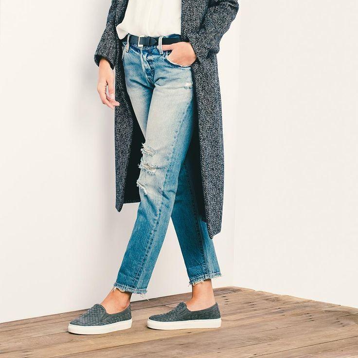 M.Gemi Cerchio slip-on sneaker has a 1,000-person waitlist - TODAY.com