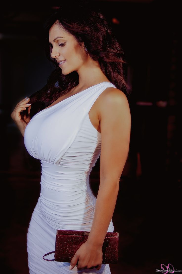 denise milani in a dress - photo #8