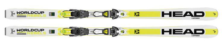 Worldcup Rebels i.Speed - Racing - HEAD Ski