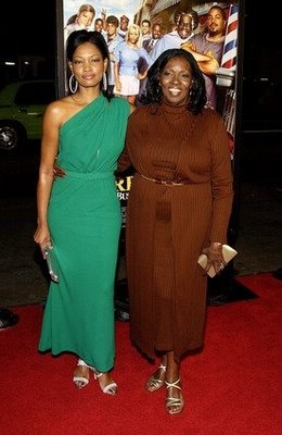 Garcelle Beauvais & Mom