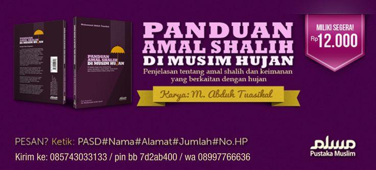 toko buku muslim murah