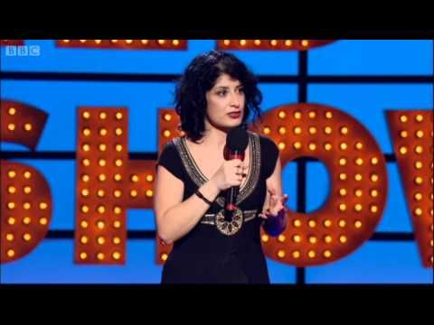 Shappi Khorsandi talks horses and Lenny Henry!