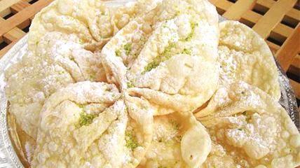 Goshe Feel, Elefantenohren - Afghanishe Küche
