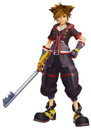 Scans of Kingdom Hearts 3 from Dengeki Online! - News - Kingdom Hearts Insider