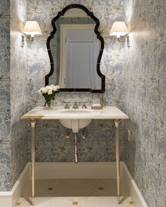516 best powder room perfection images on pinterest