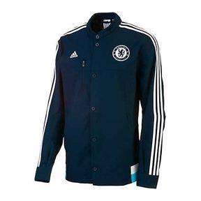 adidas  Chelsea FC Anthem Soccer Track Jacket (2015)