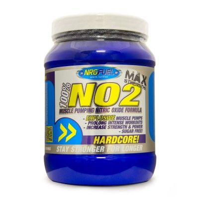 NO2 MAX – Another product from NRGFUEL has exploded onto the market. The NRGFUEL NO2 has been given a monster makeover and we're now proud to unveil the awesome, mind blowing, blood pumping, muscle bursting fuel that is the NO2 MAX! It packs more caffeine, 4 times the amount of folic acid and double the amount of the 3 main ingredients for blood gauging workouts!