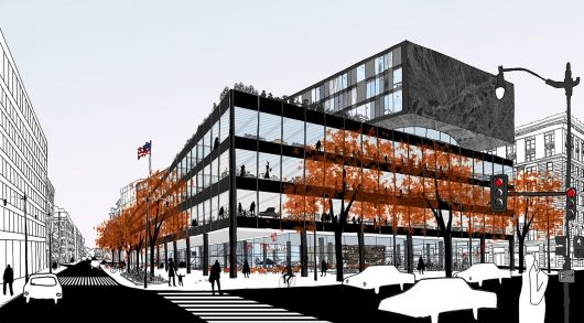 Mecanoo and Martinez + Johnson chosen to redesign MLK Library in D.C. | Bustler