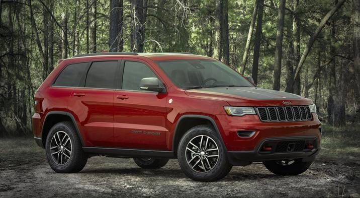 The 2020 Jeep Grand Cherokee Is Here At Our Dealership Offers
