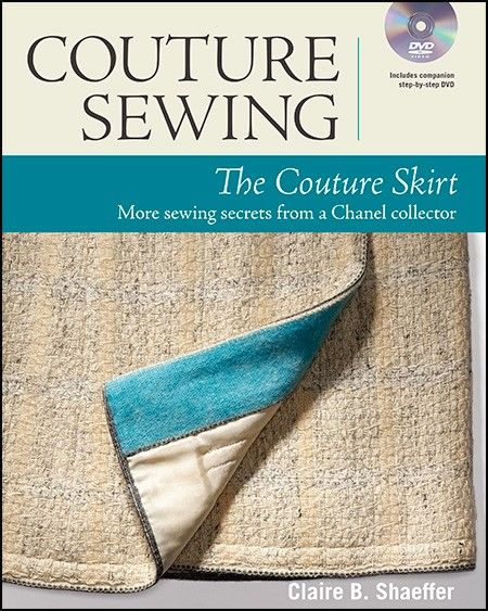 Couture Sewing: The Couture Skirt 18.87+fr