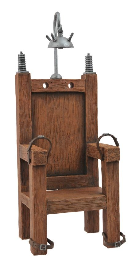 Electric Chair - Halloween Prop