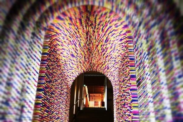 Alternative View - 2013 Milan Design Week http://idesignme.eu/2013/04/statale-fuorisalone-2013/ #design #statale #Fuorisalone2013 #installazioni #arredo #milandesginweek #trends #colors #news #furniture #stataleMilano