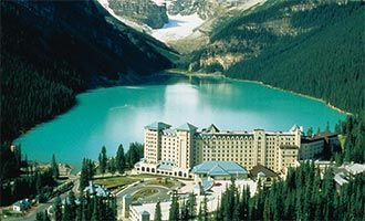 3. Fairmont Chateau Lake Louise, Canada. Holidays with Kids Top 10 Family Resorts International