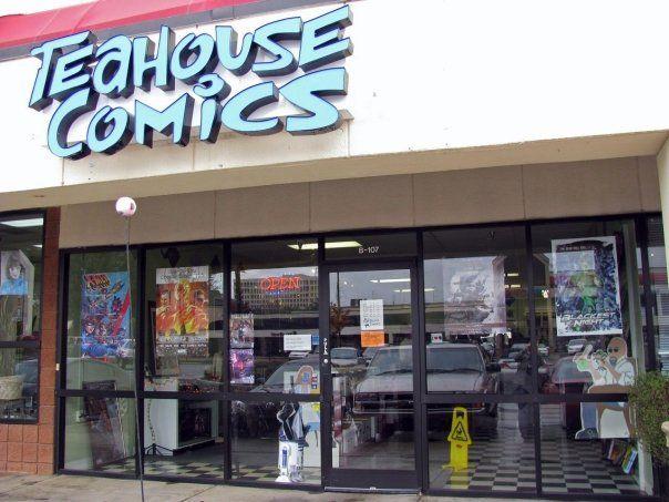 Teahouse Comics