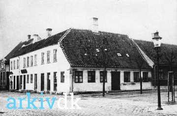 arkiv.dk | S/V Hjørne af Gothersgade/Sjællands- gade Sjællandsgade 52 og Gothersgade 26