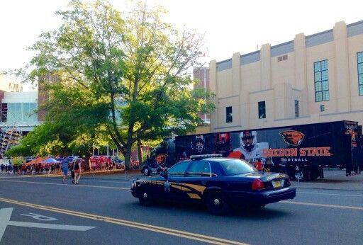 oregon ohio memorial day parade