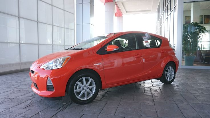 The 2013 Toyota Prius c near Orlando is a cool car, there's no doubt about that. However, did you know KBB.com named it one of the coolest cars under $25,000? Come check it out at Toyota of Clermont this summer!   http://blog.orlandoautomotivefamily.com/2013/toyota-prius-c-near-orlando-named-one-of-the-coolest-cars-under-25000/