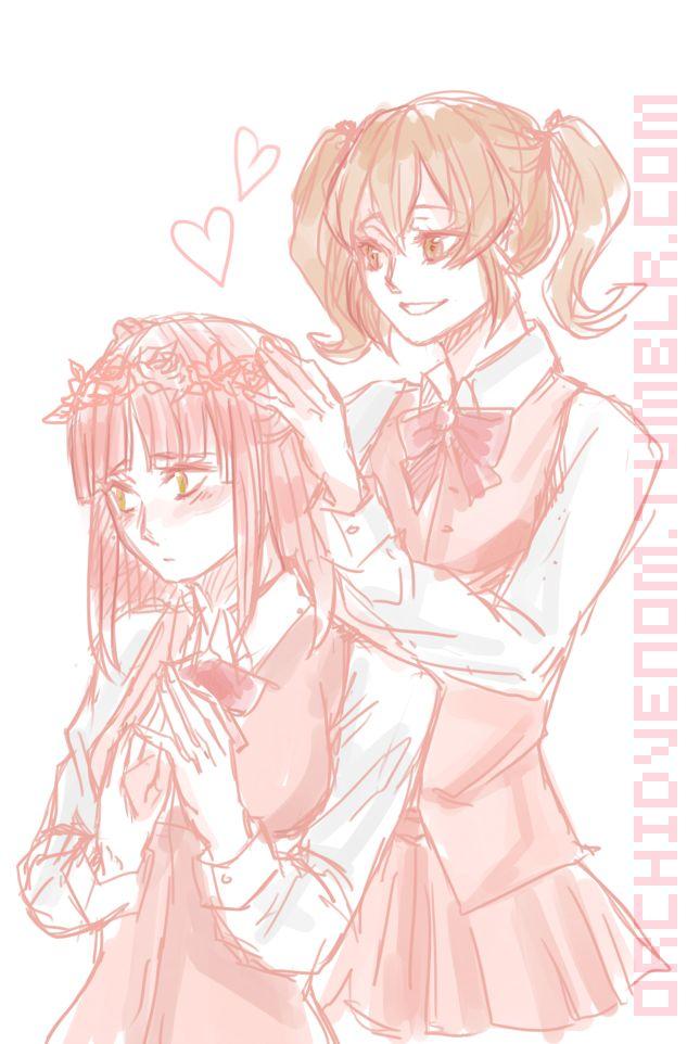 aki and misao   Tumblr