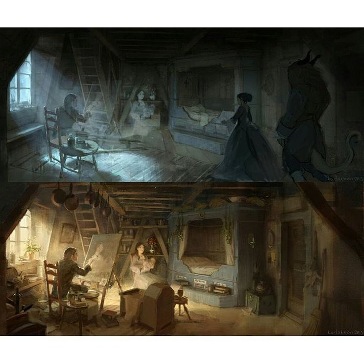 Gorgeous, stunning Beauty and the Beast Concept Art by Karl Simon: Belle and the Beast visit Paris 1. Montmartre view 1 2. Montmartre view 2 3. Windmill sad 4. Windmill happy Credits: conceptartworld.com/news/beauty-and-the-beast-concept-art-by-karl-simon/ (link also in bio) #beautyandthebeast #2017 #disney #conceptart #beautyandthebeastconceptart #karlsimon