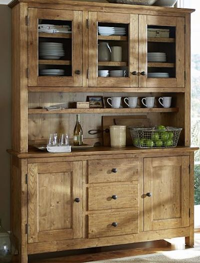 25 best ideas about kitchen hutch on pinterest kitchen for A dining room hutch