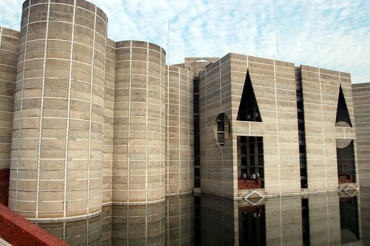 38 best architects louis i kahn images on pinterest for Louis kahn bangladesh