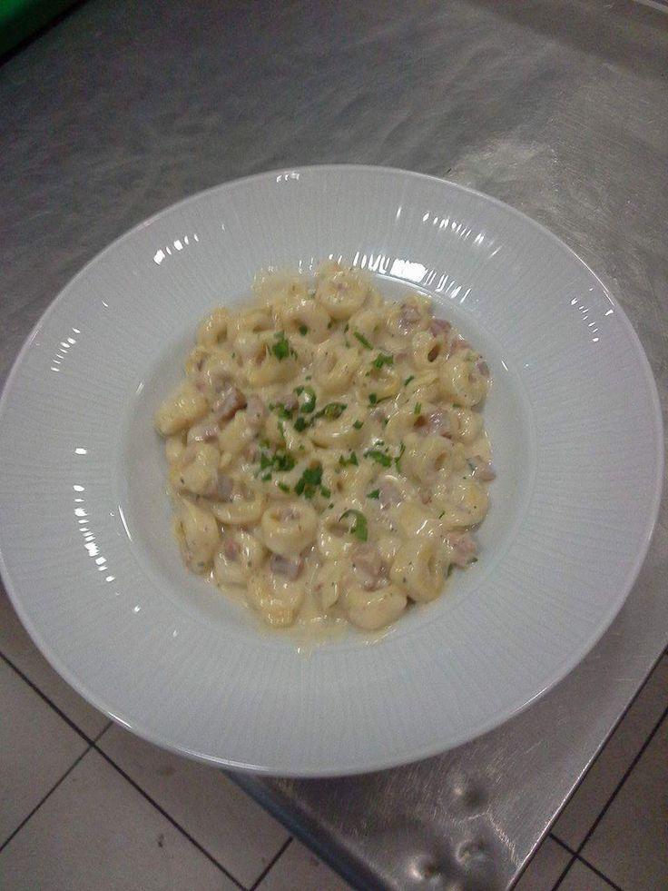 Tortellini ala Pana #pastalovers #oneOfakind