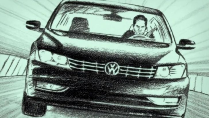 Volkswagen Carefree Commercial Is a Tribute to a-ha Take On Me [Video]