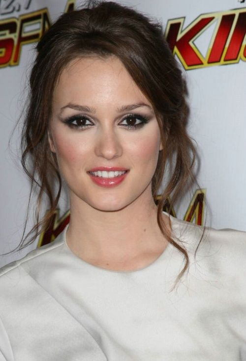 Hair Beautiful, Cat Eye, Leighton Things, Leighton Makeup, Beautiful Icons, Celebrities Makeup, Beautiful Blog, Beautiful People, Leighton Meester