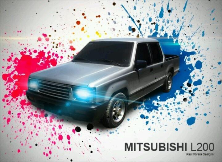 Mitsubishi L200 classic