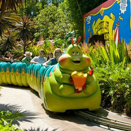 Disneyland: Things to Do With Toddlers
